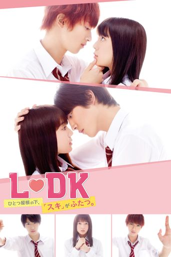 L-DK: Two Loves, Under One Roof Poster
