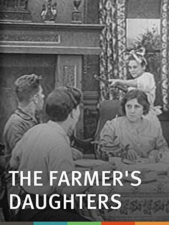 The Farmer's Daughters Poster