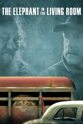 The Elephant in the Living Room Poster