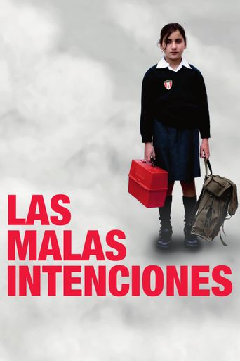 The Bad Intentions Poster