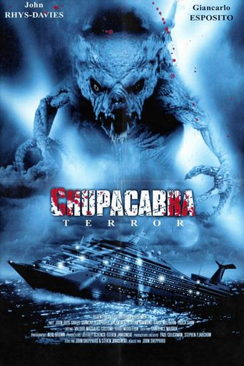 Chupacabra Terror Poster