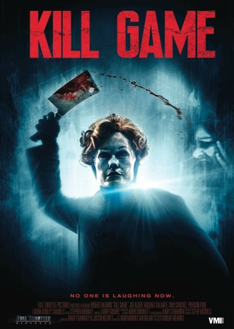 Kill Game Poster