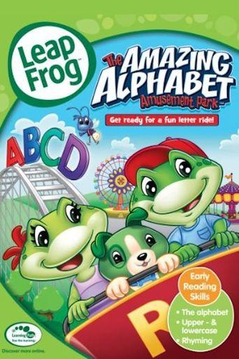 LeapFrog: The Amazing Alphabet Amusement Park Poster