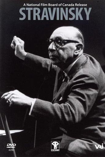 Stravinsky Poster