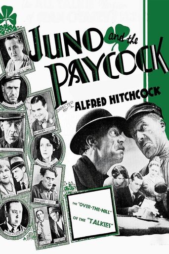 Juno and the Paycock Poster