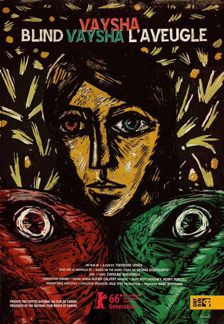 Blind Vaysha Poster