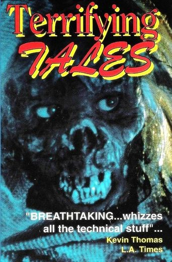 Terrifying Tales Poster