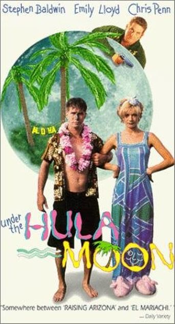 Under the Hula Moon Poster