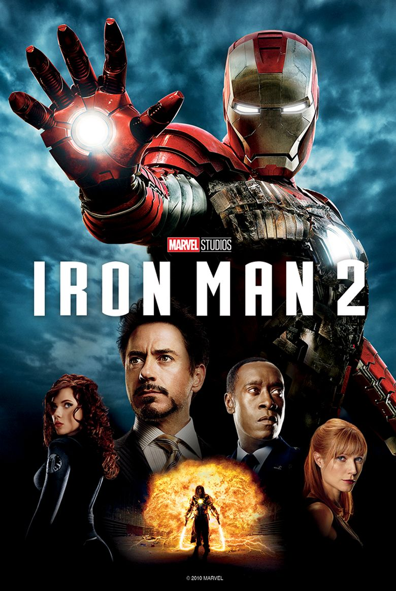 Iron Man 2 (2010) - Watch on Prime Video, Hulu, Epix, and