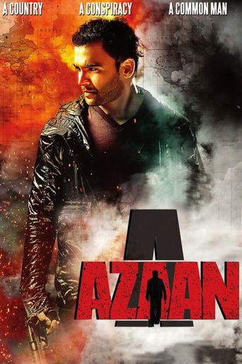 Aazaan Poster