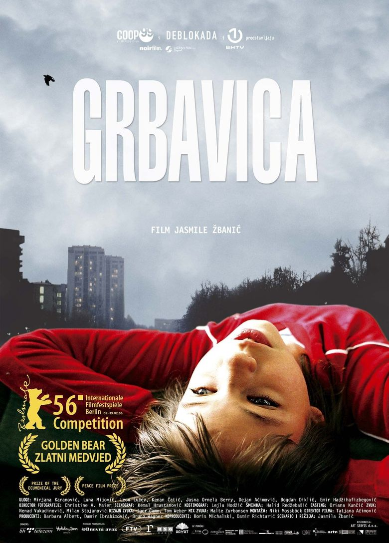 Grbavica: The Land of My Dreams Poster