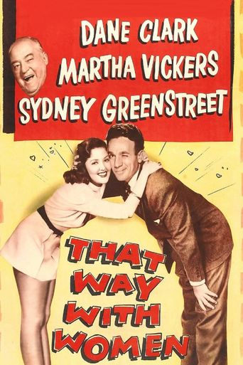 That Way With Women Poster
