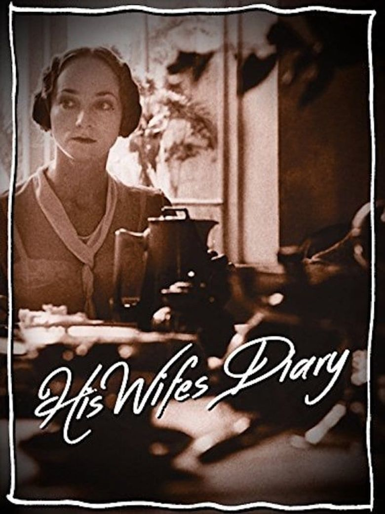 His Wife's Diary Poster