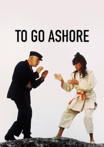 Docking the Boat Poster