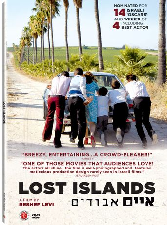 Lost Islands Poster