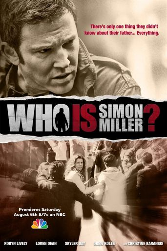Who Is Simon Miller? Poster