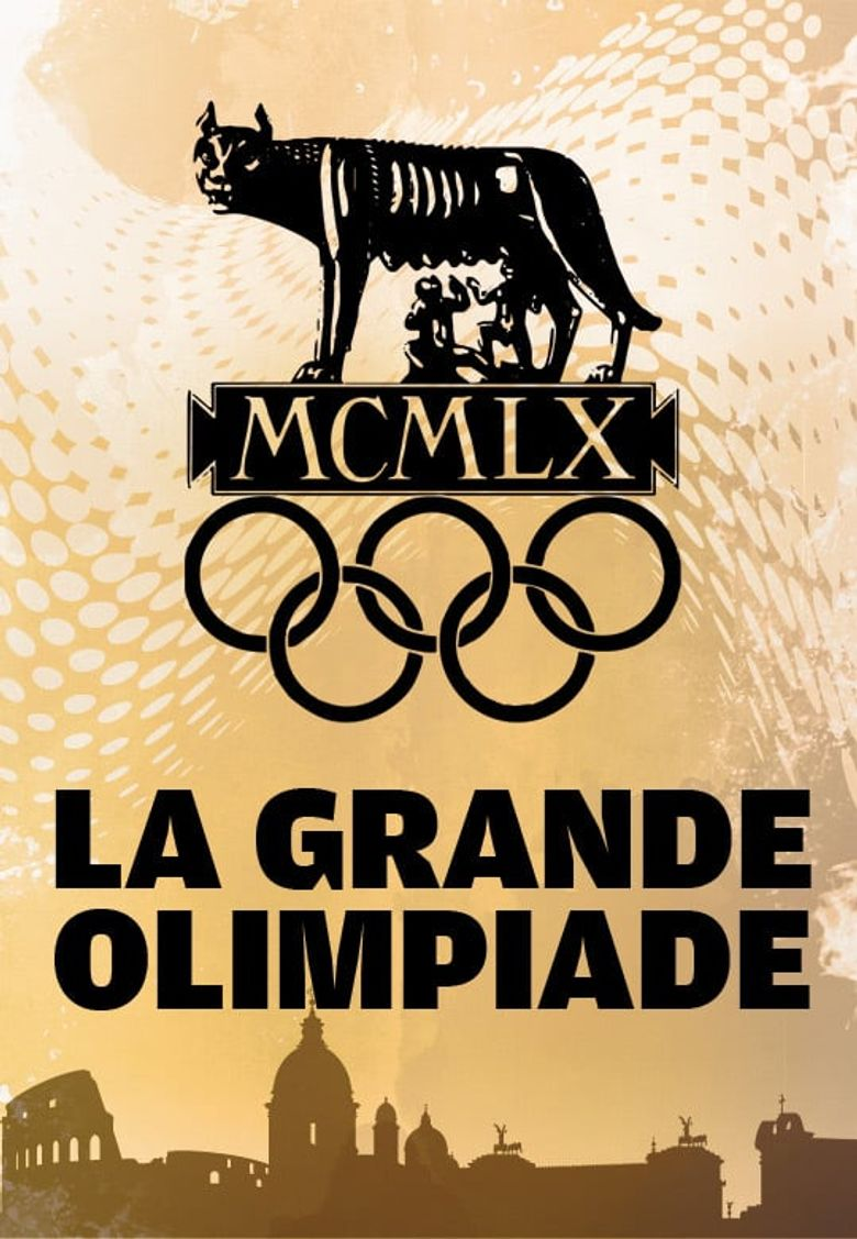 The Grand Olympics Poster