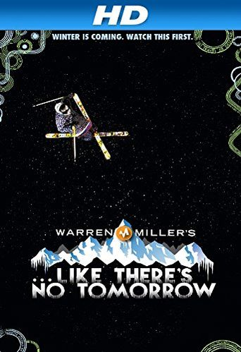 Like There's No Tomorrow Poster