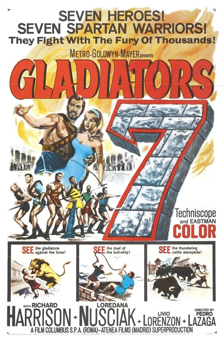 Gladiators 7 Poster