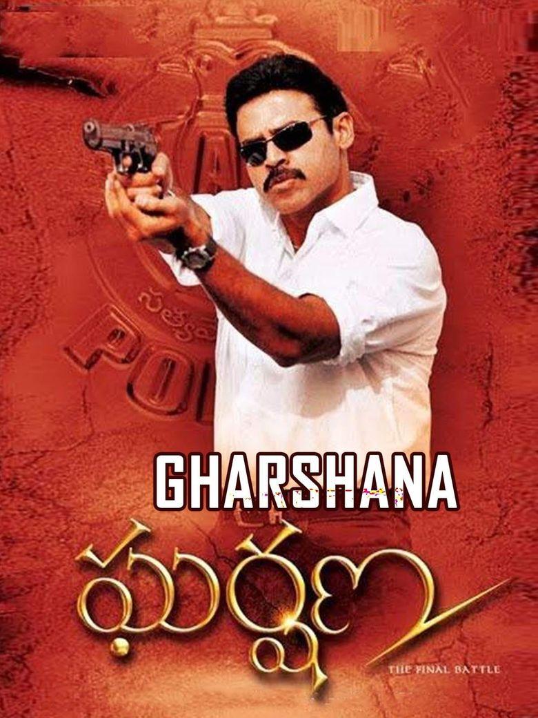 Gharshana Poster