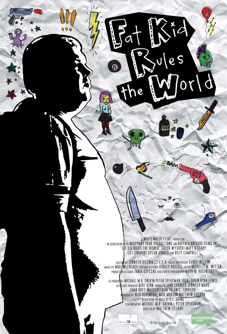 Fat Kid Rules The World (2012) - Where to Watch It Streaming Online