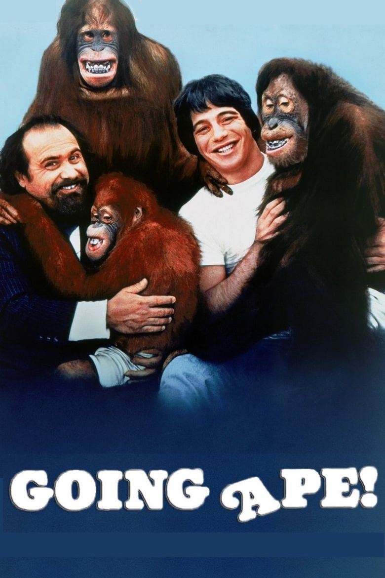Going Ape! Poster