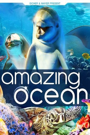 Amazing Ocean 3D Poster