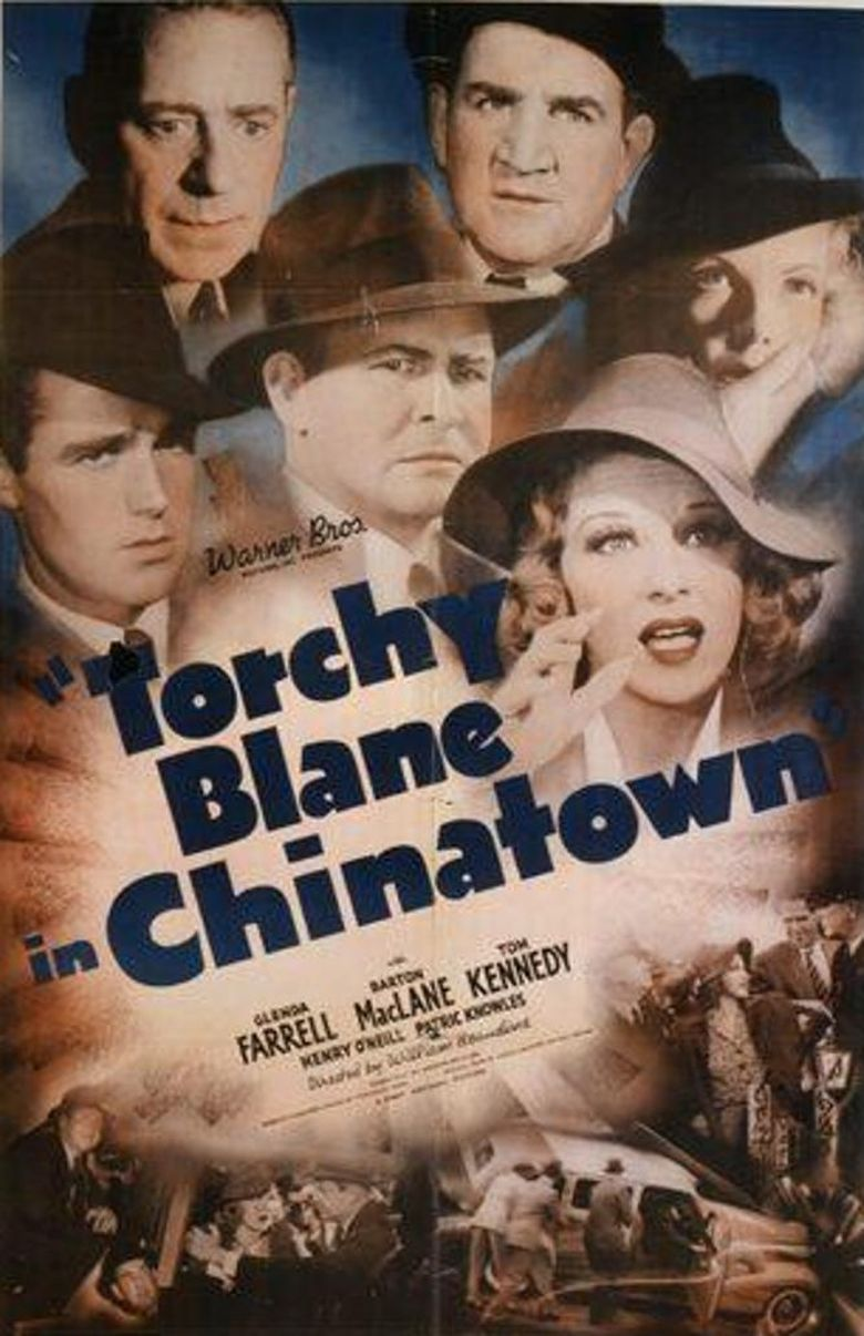 Torchy Blane in Chinatown Poster