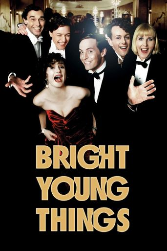 Bright Young Things Poster