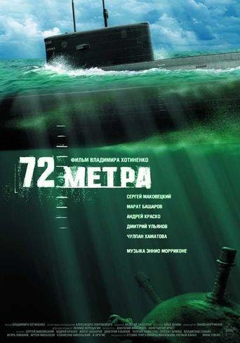 72 Meters Poster