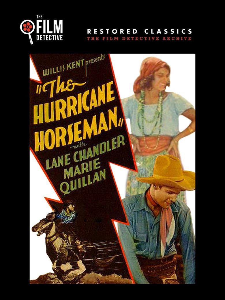 Hurricane Horseman Poster