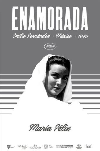 Enamorada Poster