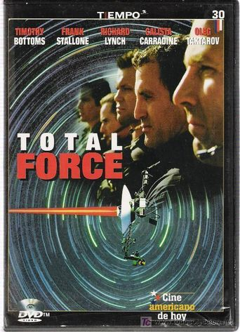Total Force Poster
