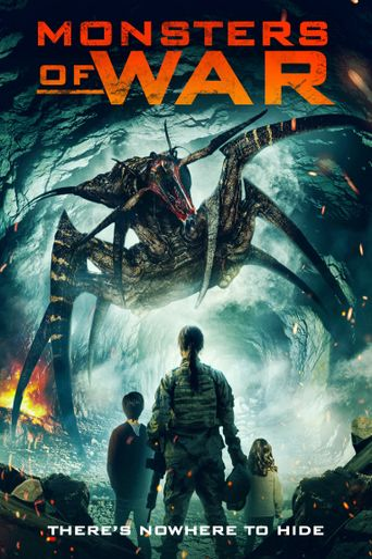 Monsters of War Poster