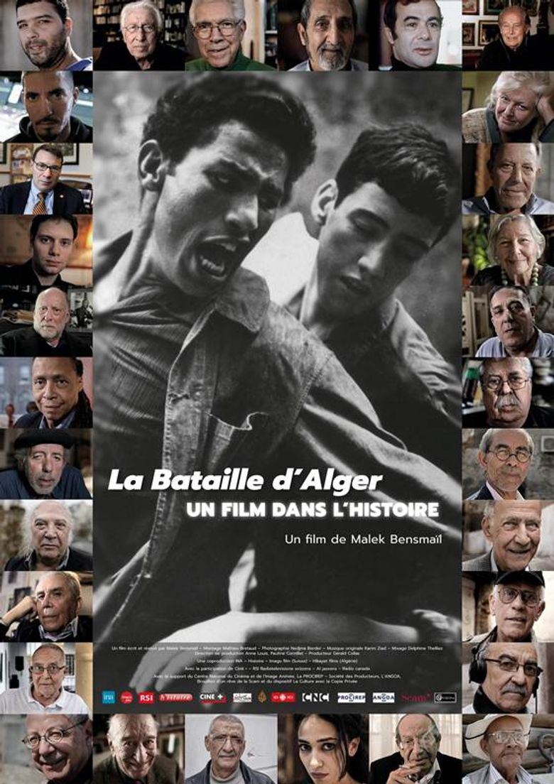 The Battle of Algiers, a Film Within History Poster