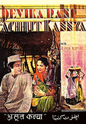Achhut Kanya Poster