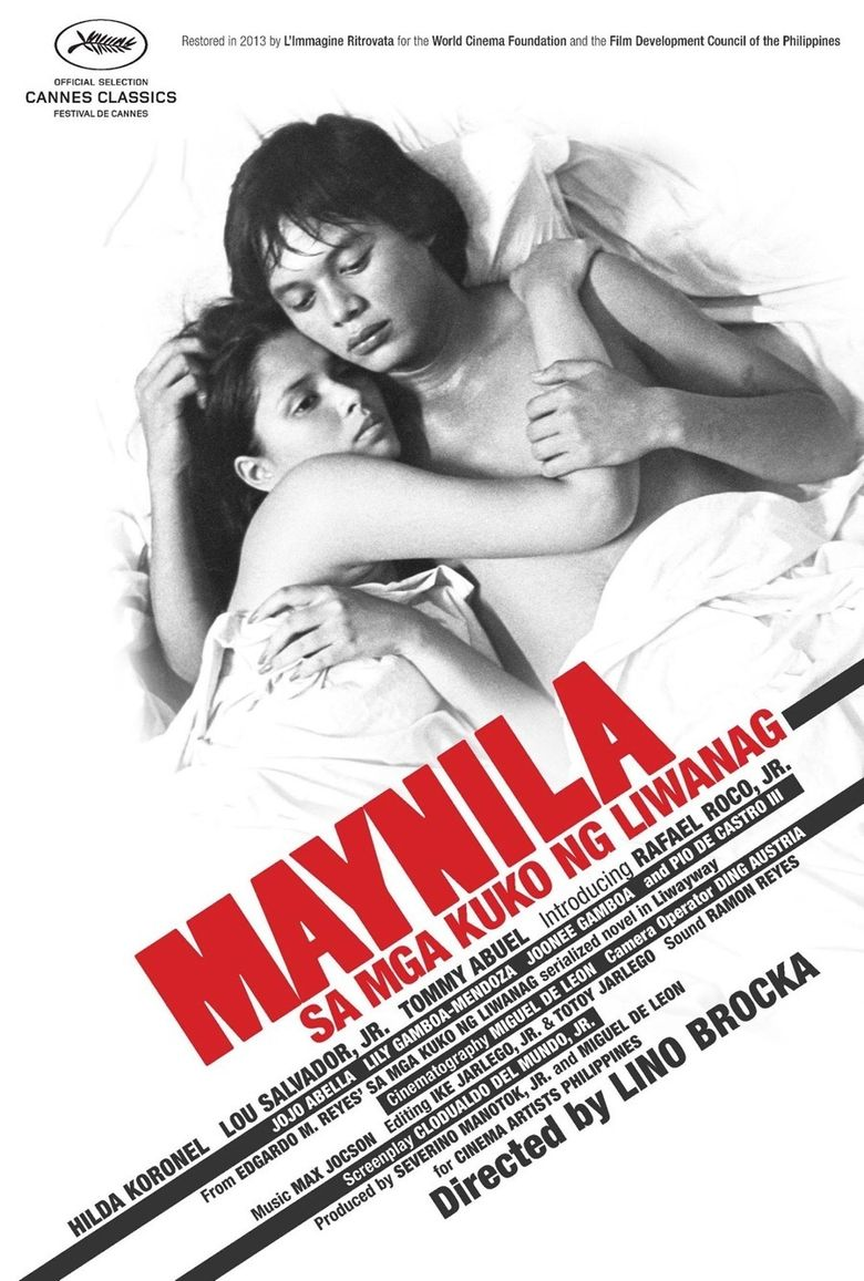 Manila in the Claws of Light Poster