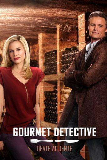 Death Al Dente: A Gourmet Detective Mystery Poster