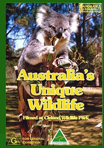 Cleland Wildlife Park Poster