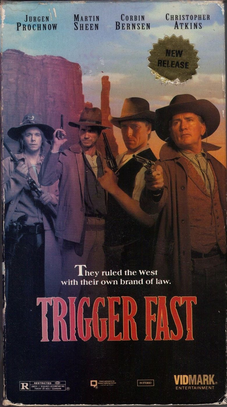 Trigger Fast Poster