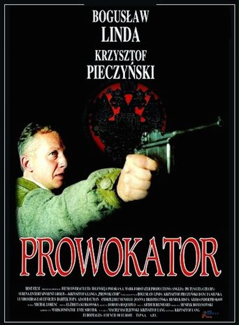 Provocateur Poster