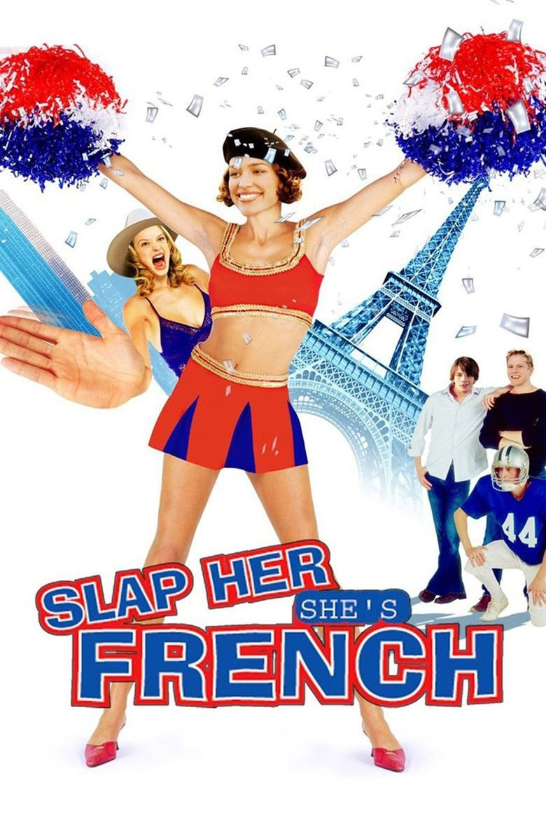 Slap Her... She's French Poster