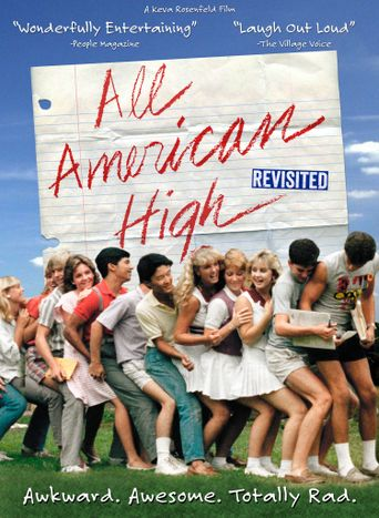 All American High: Revisited Poster