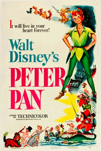Watch Peter Pan