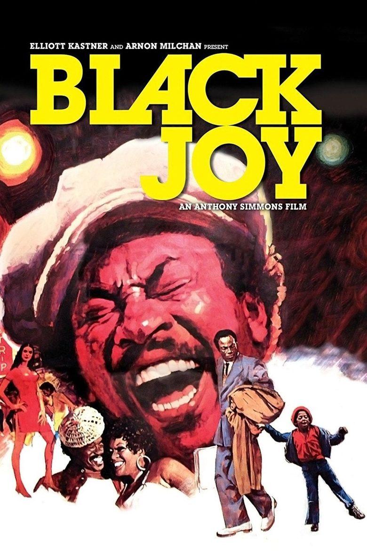 Black Joy Poster