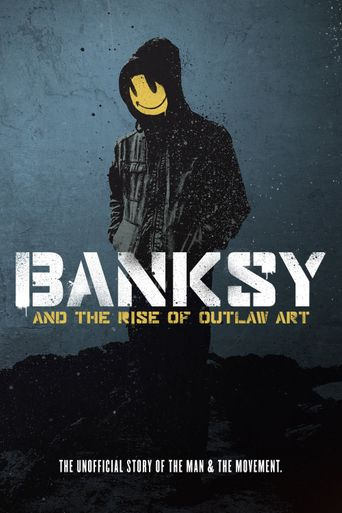 Banksy and the Rise of Outlaw Art Poster