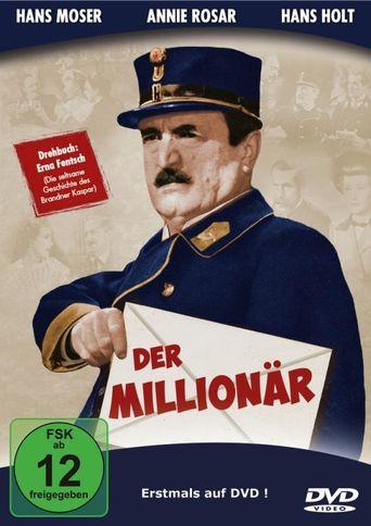 Der Millionär Poster