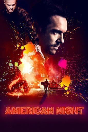 American Night Poster