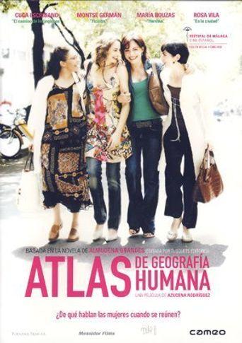 Atlas de geografía humana Poster