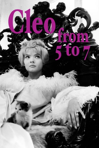 Cléo from 5 to 7 Poster